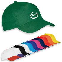 Caps katoen verstelbaar prijs op aanvraag vanaf 100 stuks (in vele kleuren beschikbaar)