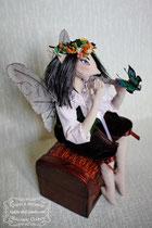 "<img src=""http://kukla-doll.jimdo.com/"" alt=""Авторская текстильная кукла. Эльф"""