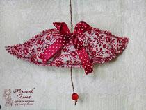 Гирлянда текстильная. Своими руками, автор Маслик Ольга