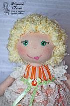 текстильная кукла, подарок девочке, девушке. Маслик Ольга