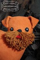 подушка-собака, автор Маслик Ольга