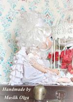 Кукла-ангел-авторская-Маслик-Ольга