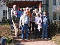 Besuch des Mineralienkabinetts in der ehemaligen Nickelhütte St. Egidien