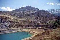 Eisenerz-Tagebau