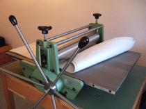 Druckpresse 60x90 cm