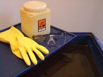 Säure (Eisen-III-Chlorid)