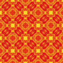 2016 rot-gelbes Fraktal 2