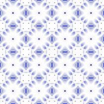 2014 blau-weisses Fraktal