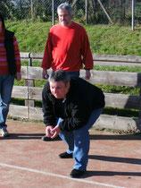 Boule spielen im Gründungsjahr 2010