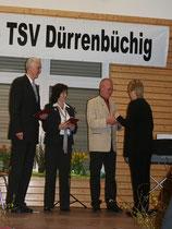 Ehrennadel des Badischen Turngaues