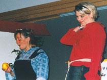 Winterfeier 2003