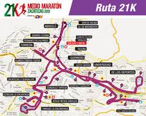 Interessante Strecke in Zacatecas' Innenstadt