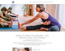 Yoga in Perchtoldsdorf - mit Freude und Leichtigkeit