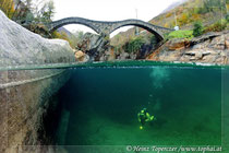 Unterwasserfotos Menschen, Unterwasserfotos Süßwasser