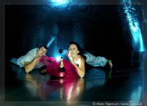 Unterwasserhochzeit