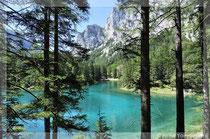 Grüner See von Heinz Toperczer