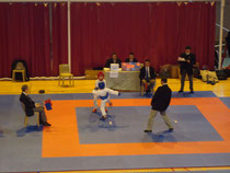 COUPE DE LIGUE KUMITE PPB A FONTAINE 01/02/09