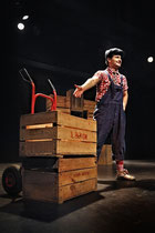Photo du spectacle Pataquès © Thierry Laporte 2011