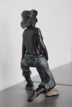 Femme au jean 2