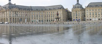 Bordeaux : Place de la bourse