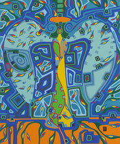 Engel - November 2012 - 50x60 cm