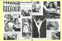 フランスへの勝利に沸くドイツ。『リリー・マルレーン』を歌うララ・アンデルセンや音楽家などを紹介、戦意を高揚させた