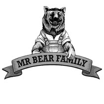 Mr. Bear Family Genuine Grooming Brand of Sweden