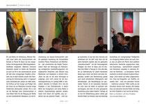 Kunstblitz, Magazin für Kunst und Kultur, Seite 62/63 (Teil 2 von 2)