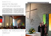 Kunstblitz, Magazin für Kunst und Kultur, Seite 60/61 (Teil 1 von 2)