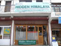 Hidden Himalayaオフィス