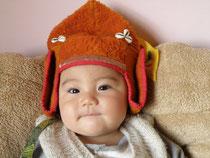 ザンスカールの帽子(手作り)