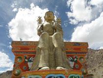 リキル僧院の弥勒菩薩