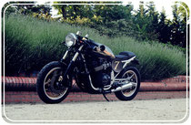 Suzuki Gsx 750 by Cafe Racer Madrid