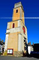 ancien clocher Nort-sur-Erdre
