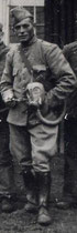 Jan Wiersma tijdens de mobilisatie in 1940.