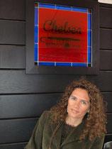 Antes del recital. León.Mayo.2013