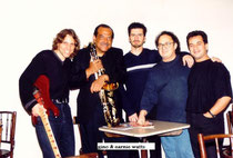 Gino Samele Band with Ernie Watts