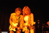 Gino and Ana Popovic