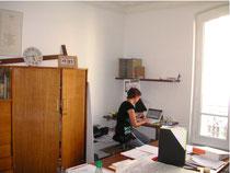 aménagement intérieur ambiance d'atelier