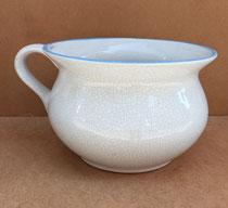Orinal cerámica craquelado