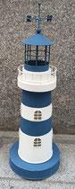 Faro chapa para vela. Convertible en lámpara. Ref 221005. 50 centímetros alto.