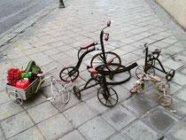 Bicicletas y triciclos