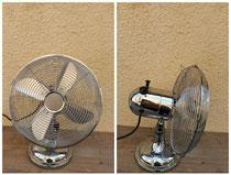 Reproducción ventilador antiguo