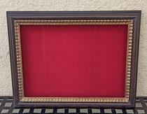 Cuadro vitrina. 40x54