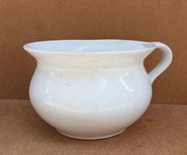 Orinal cerámica blanco