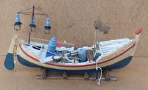 Barca pesca. Ref 122057. 34x19 alto