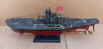 Submarino chapa. Ref 53656. 41x17 alto