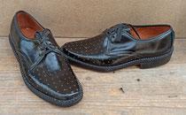 Zapatos cuero vintage. Varios números