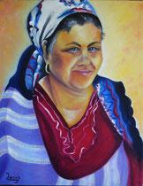 paysanne tunisienne
