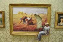 Source de l'image : Banksy @ Bristol Museum - La MJC